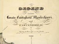 Gegend zwischen Lonato, Castiglione, Montichiari und Castenedolo.