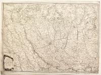 Carta topografica dei contorni di Milano pel circuito di ventiquattro e più miglia.