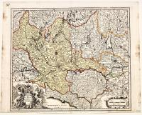 Ducatus Mediolanensis, Placentini et Parmensis nova tabula
