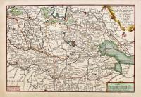 Les Duchez de Mantoue et la Mirandole, Avec la plus grande partie des Territoire de Verona, Brescia, et de Cremone.