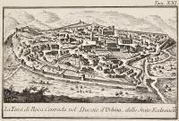 La Terra di Roca Contrada nel Ducato d' Urbino dello Stato Ecclesiastico