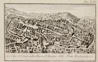 La Città di Osimo nella Marca d' Ancona dello Stato Ecclesiastico.