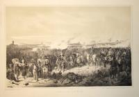 Schlacht von Novarra am 24.ten Maerz 1849.