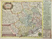 Das Hetzogthum Piemont nebst dem Hertzogthum Montferat...