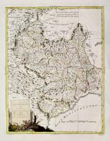 Il Piemonte e la Savoja con parte del Genovesato