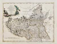 Parte del Piemonte, che contiene Il Ducato Aosta, il Contado del Canavese, la provincia di Biella, la valle Sesia, la Signoria di Vercellie l'alto e basso novarese.