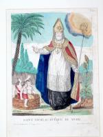Saint Nicolas évêque de myre.