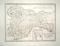 Parte meridionale delli stati del re di Sardegna.