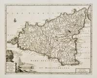 Siciliae amplissimae maris Mediterranei insulae