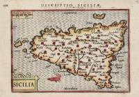 Sicilia-Descriptio Siciliae