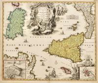 Regnorum Siciliae et Sardiniae nec non Melitae seu Maltae insula.