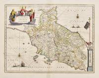 Stato della Chiesa con la Toscana