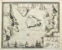 Carte du Gouvernement de Portolongone.