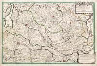 Les Provinces du Veronese, du Vicentin, du Padovan, de Polesine de Rovigo, et du Dogado ou Duché a la Republique de Venise, les Duchés de Mantoue, de la Mirandole etc…