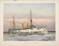 "H.M.S. ""Magicienne,"" 2nd Class Cruiser."