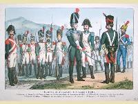 Fanteria dell'esercito del Regno d'Italia.