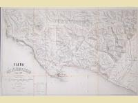 Piano dell'assedio di Ancona, giugno 1849.