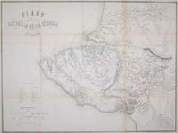 Piano della battaglia della Cernia, 16 agosto 1855.