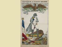 Napoléon a Sainte-Helene.