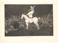 Una reina del circo