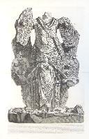 Trofeo di Ottaviano Augusto innalzato per la vittoria ad Actium e conquista dell'Egitto..
