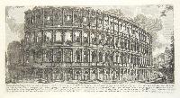 Veduta dell'Anfiteatro Flavio detto il Colosseo…