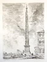 Obelisco Egizio.