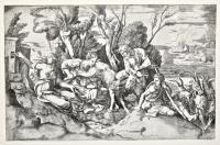 Giove allattato dalla Capra Amaltea