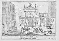 Chiesa di S. Tomaso. Architettura di Allesandro Tremignon