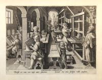Impressio Librorum. Potest ut una vox capi aure plurima: Linunt ita una scripta mille paginas.