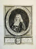 Fra Adriano di Vignacurt XL Gran Mastro Gerosolimitano nato nel 1619 eletto li 24 luglio 1690.