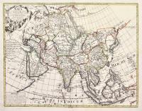 Asia Concinnata Secundum Observationes...