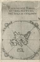 Ragionevol' forma et vera postura del'isola di Stalimini.