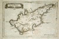 Cyprus ex delineatione Ubonis Emmii