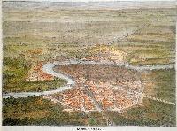 La città di Verona.