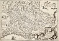 Stato di Milano e Provincie Confinanti dalla Parte Orientale & c.