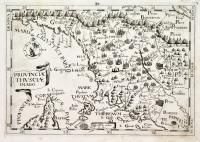 Provinciae  Thusciae Imago