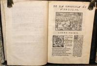La Georgica nuovamente di latina in Thoscana favella, per Bernardino Daniello tradotta e commentata.