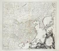 L'empire de la Chine avec la Tartarie chinoise.
