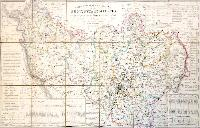 Carta topografica statistica della provincia di Milano al Sig. Ing. Calisto Pasquali.