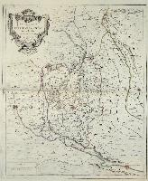 Nouvelle carte du territoire de Creme