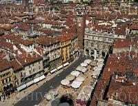 Verona, Piazza delle Erbe 1998
