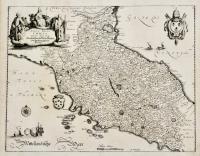 Stato della Chiesa con la Toscana.