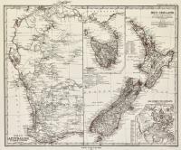 Neu-Seeland (New Zealand)-West Australien