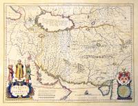 Persia sive sophorum regnum.