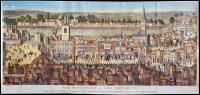 The procession of king Edward VI from the tower of London to Westminster. Feb XIX MCXLVII previous of his coronation.