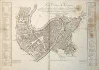La città di Verona colle indicazioni degli alloggi de' Sovrani, Principi, Dignitari e di varj altri distinti Personaggi che intervennero al Grande Congresso d'Europa descritti nell'unito Prospetto.