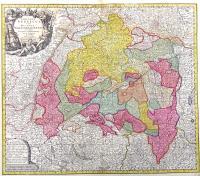 Circulus suevicus in quo ducatus Wirtenbergensis…