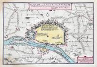 Plan de la ville de Cremone