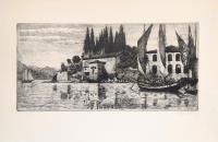 Lago di Garda. S. Vigilio.